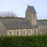 Tréauville, l'église Saint-Pierre