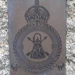 Tréauville, monument Royal Air Force