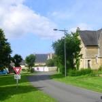 Amfreville, place le Plain