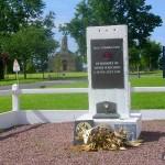 Amfreville, monument N°6 Commando