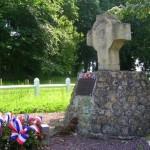Amfreville, monument N°4 Commando