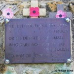 Amfreville, monument N°4 Commando