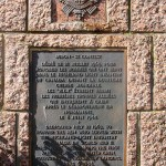 Saint-Contest Buron, monument Highland Light Infantry