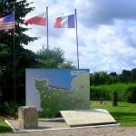 Chambois, monument de la poche de Falaise