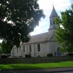 Grentheville, l'église