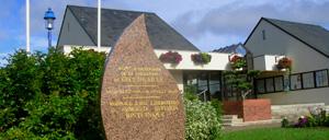 Grentheville, monument lettrine