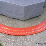 Mont-Ormel, monument «Les Ailes de la Paix»
