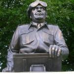 Mont-Ormel, monument Général Maczek