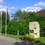 Saint-Contest, monument 59th Infantry Division
