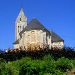 Troarn Bures-sur-Dives, l'église