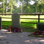 Troarn Bures-sur-Dives, monument 6th Airborne