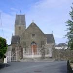 Bolleville, l'église Saint-Pierre