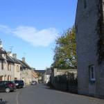 Saint-Gabriel-Brécy, le centre du bourg