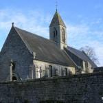 Saint-Gabriel-Brécy, l'église