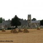 Cahagnolles, l'église Saint-Pierre du XIIe siècle