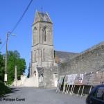 Ellon, l'eglise Saint-Pierre du XIIe siècle