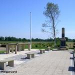 Ellon, monument de l'aérodrome B12