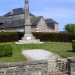 Ondefontaine, le monument aux Morts 1914-1918
