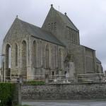 Couvains, l'église Notre-Dame du XIIIe siècle