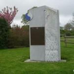 Villiers-Fossard, stèle 175th Infantry regiment