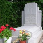 Bursard, tombe pilotes RAF