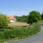 Saint-Georges-d'Elle, le hameau de Cloville