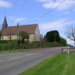 Larré, l'église Saint-Pierre