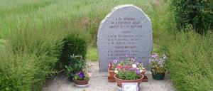 Larré, monument lettrine