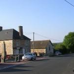 La lande-de-Goult, la mairie