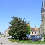 Lougé-sur-Maire, le centre ville