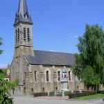 Lougé-sur-Maire, l'église