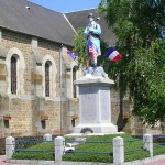 Lougé-sur-Maire, le monument aux Morts 1914-1918