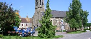 Lougé-sur-Maire, ville lettrine