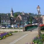 Putanges-Pont-Ecrepin, le centre ville
