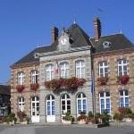 Putanges-Pont-Ecrepin, l'hôtel de ville