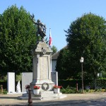 Putanges-Pont-Ecrepin, le monument aux Morts 1914-1918
