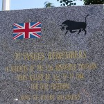 Putanges-Pont-Ecrepin, monument 11th Armoured Division