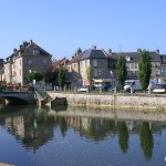 Putanges-Pont-Ecrepin, le pont sur l'Orne