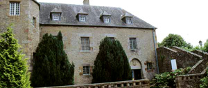 Avranches, musée lettrine