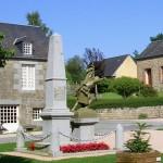 Bréel, le monument aux Morts 1914-1918