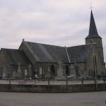 Rully, l'église Saint-Martin du XVIIIe siècle