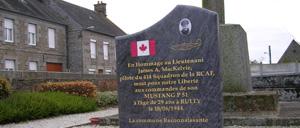 Rully, monument lettrine