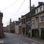 Saint-Denis-de-Méré, le centre ville