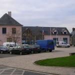 Saint-Denis-de-Méré, la mairie