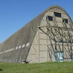 Ecausseville, hangar