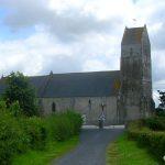 Audouville-la-Hubert, l'église Sainte-Honorine du XIe siècle
