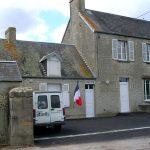 Audouville-la-Hubert, la mairie