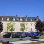 Cesny-Bois-Halbout, rue de l'Hospice