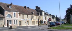 Cesny-Bois-Halbout, ville lettrine