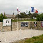 Picauville Gueuteville, monument Père Maternowski